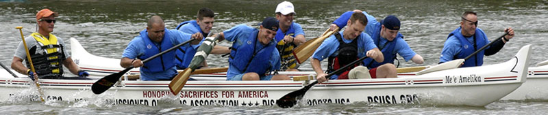 Adaptive Paddling Race